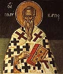 Reflections from the Saints: Polycarp on Salvation by Grace
