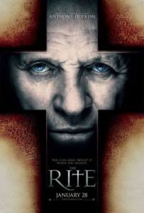 The Rite (2011 Film) Theatrical Poster