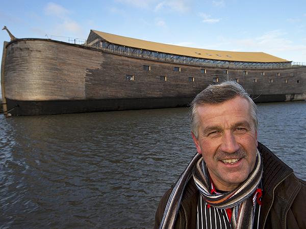 Noah's Ark Replica Built in Netherlands