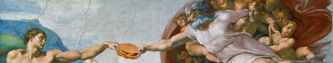 God & Cheeseburgers